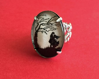 WUTHERING HEIGHTS Ring - Silhouette Jewelry
