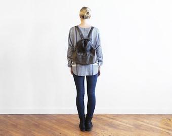 1904 Pack | Waxed Canvas Backpack, 3 in 1, shoulder bag