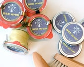 NEW  Leather Butter - fine BEESWAX conditioner from Rough & Tumble - select size