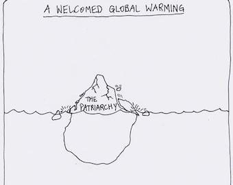 A Welcomed Global Warming CARTOON