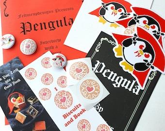 Penguin Vampire Pengula Goodie Box