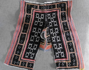 Ethnic  Hip  Tribal  Hmong  Miao  Bohemian Tote OVERSIZED tote 1006