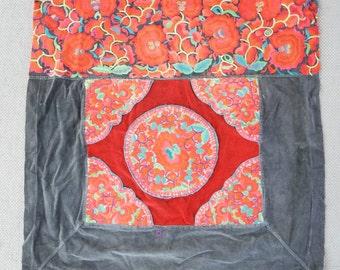 Textiles -  Hmong Baby Carrier/ Hmong / Miao fabric - 7001