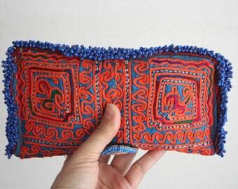 PURSE - Hip / Tribal / Hmong / Miao / Ethnic / Bohemian purse -  1027