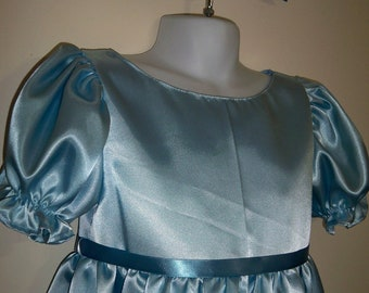 f9f315749f Kids Size Disney s Wendy Darling Peter Pan Nightgown Made to Order. ninkey  Sold