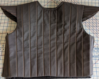 Add-on - Flak Vest Contrast Stitching - Vest NOT included