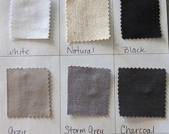 Cotton Duck Cloth Swatches for Mandalorian Flak Vests, Capes, Cummerbunds and more