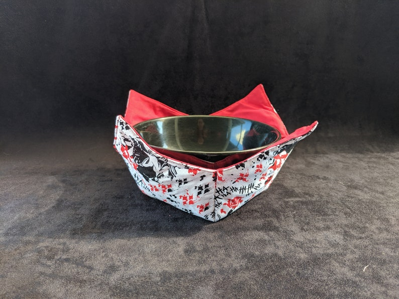 Harley Quinn Bowl Cozy