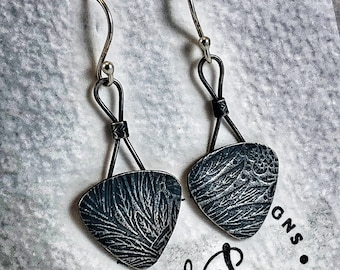 Sterling Silver Textures