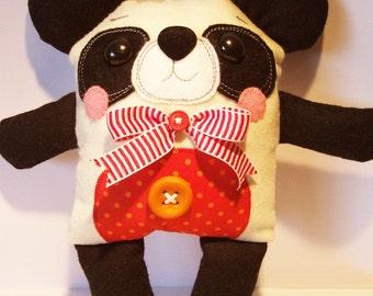 PDF Happy Panda Pattern