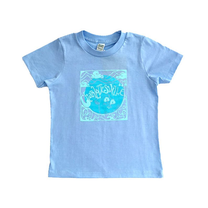 Charlottesville Grow Your Own Roots Toddler shirt image 0