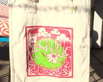 Rockville, MD Grow Your Own Roots Tote