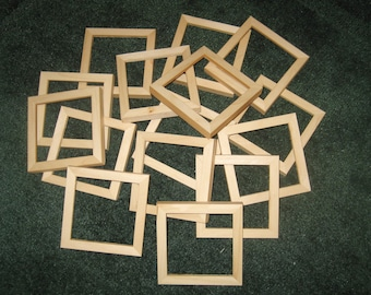 4x4 unfinished wood picture frames (15)