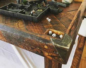 Gaming Table Etsy
