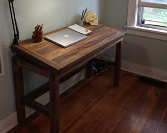 Adjustable Drafting Table Handmade With Reclaimed Wood * FREE SHIPPING