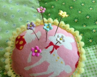 Extra Mini Blossom Pin Topper Assorted Colors