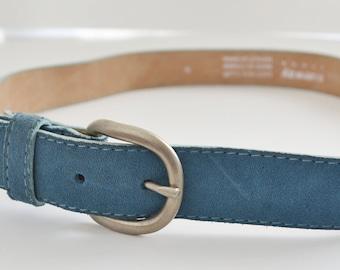 Vintage French Belt Rare 1960\u2019s Statement Belt Gold Back Buckle Cummerbund RETRO PARIS Vintage Suede Belt Contoured