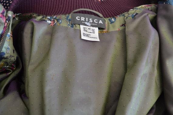 Jacket Vintage CRISCO Germany Vintage Vintage Germany Bomber CRISCO Jacket Bomber SwPfq5xWU