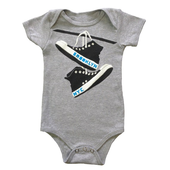 NEW CONVERSE Baby Infant Romper Creeper 5 Piece 0-6M 6-12M /& 12-18M Star