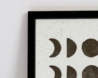 Add Black Frame To Your Art Print   Framed Art   Black Wood Frame   Picture Frame   Modern Frame   5x7 Frame   8x10 Frame   11x14 Frame