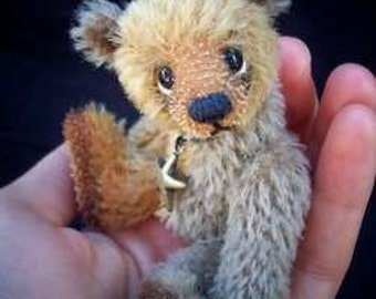 ARIANI - The tiniest, cutest 4 IN mini bear pattern