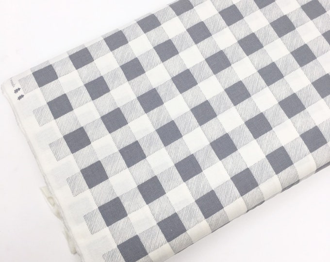 Christmas Fabric for Christmas Quilts or Crafts, Hearthside Holiday Cotton by Moda Fabrics, Gray Christmas Plaid, choose the cut