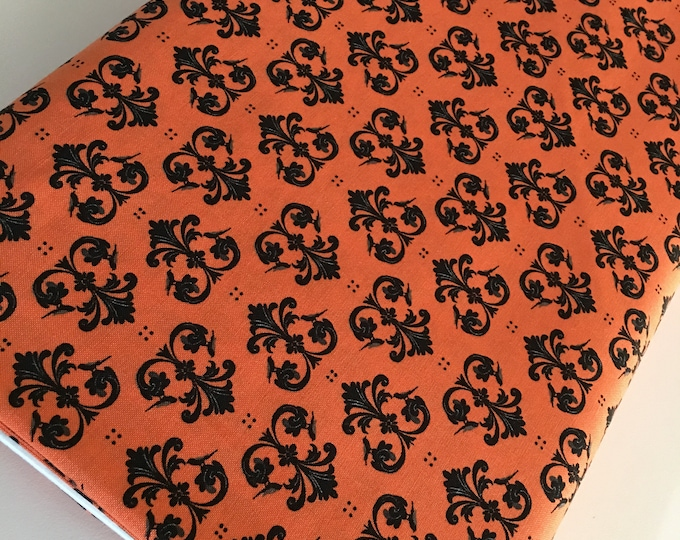 SALE fabric, Halloween fabric, Quilting fabric, Sewing fabric, Gift for her, Discount fabric, Fabric Shoppe 7 dollars a Yard sale