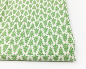 Christmas Fabric, Vintage Santa, Christmas Quilt, Quilting bundle, Vintage Quilt, Swell Christmas Fabric, Swell Trees Green, Choose the Cut
