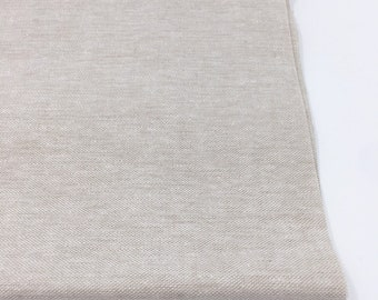 Essex Linen, Essex Yarn Dyed, Apparel Fabric, Quilt fabric, Cotton fabric, Ivory Fabric, Linen fabric, Robert Kaufman, Essex in Oyster