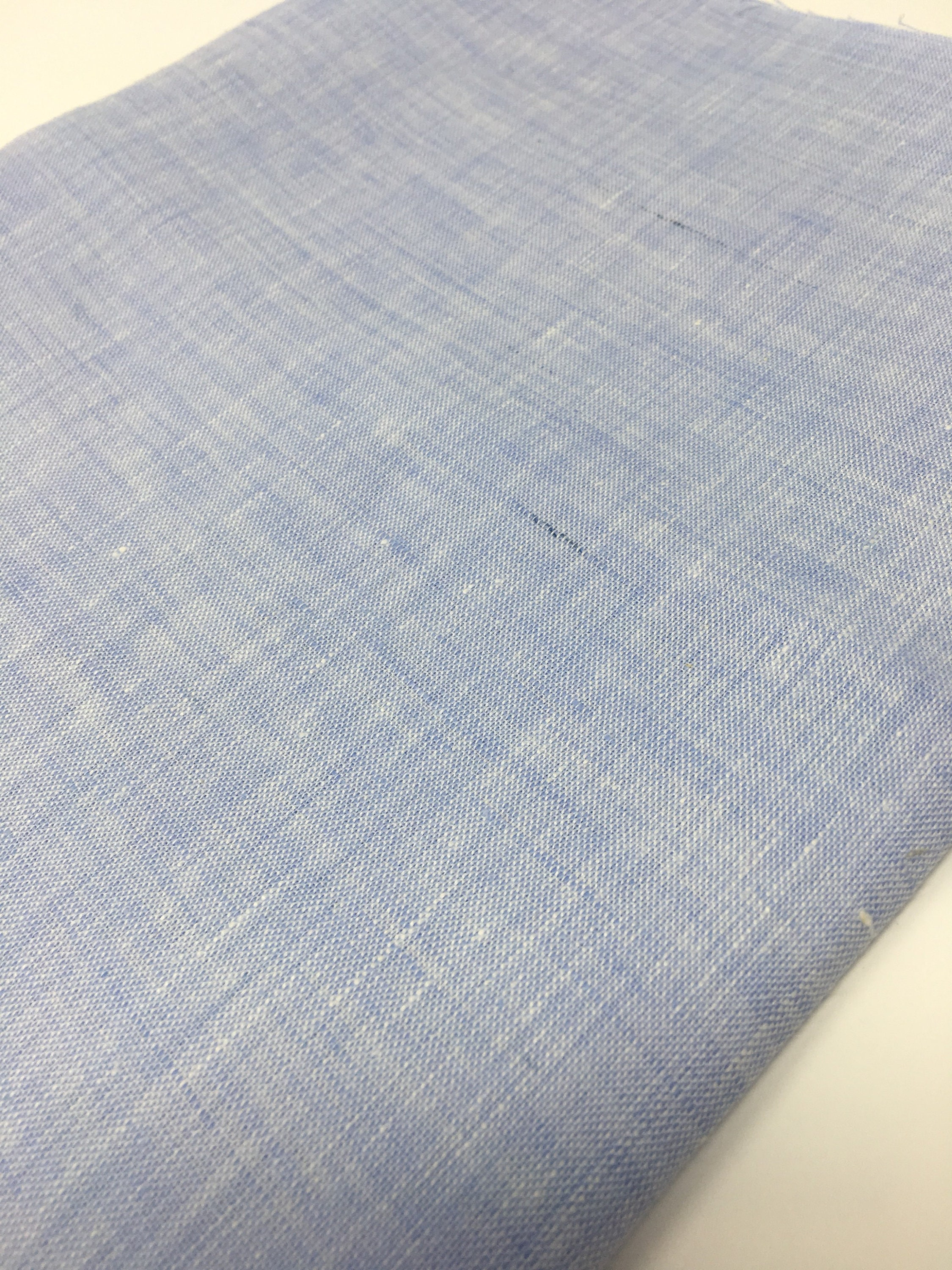 Soft Linen Fabric, 100 % Natural Linen Fabric by the Yard