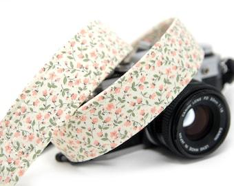 Floral Camera Strap, HolliBloom