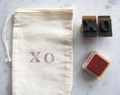 Cotton Muslin Drawstring Bags