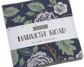 Harvest Road Moda Charm Pack 42 - 5 quot precut fabric quilt squares by Lella Boutique