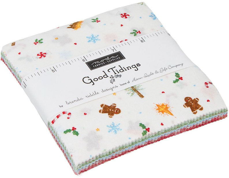 "Weather Permitting Moda Layer Cake 42 100/% Cotton 10/"" Precut Quilt Squares"