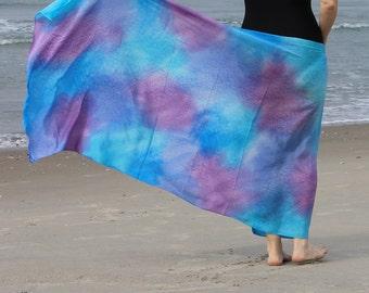 Temptress ... hand painted silk sarong