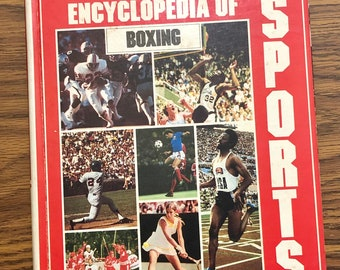 The New York Times Encyclopedia of Boxing 1979