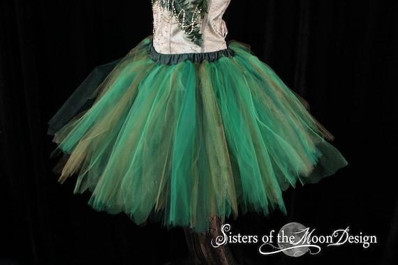 Gonna Tutu Tulle Elastico Bambina Costume Principessa per Balleto Turchese Blu