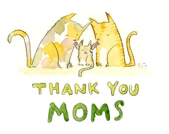 Thank you moms happy mothers day