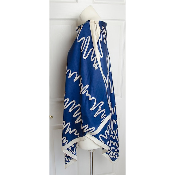 Rare Vintage Pauline Triggere Scarf Beach Coverup - image 4