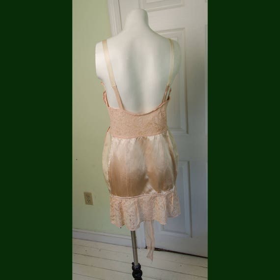 Vintage 1930's Eddy Form Woman's Corselet Bra wit… - image 3