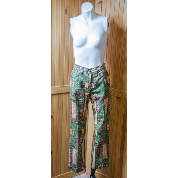 Vintage 1960's Levis for Gals Sta-Prest Pants with