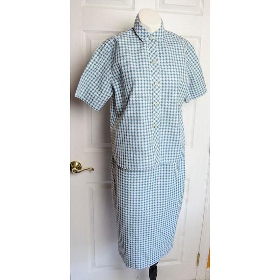 Vintage 1950's Ardee Sportswear Skirt Ensemble