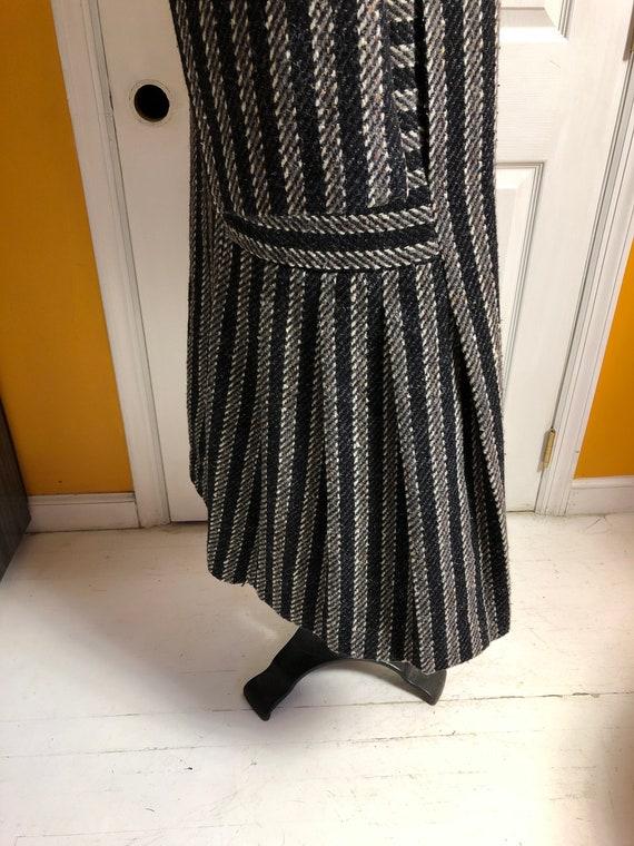 1980's Pauline Trigere 20 Style Wool Coat - image 7