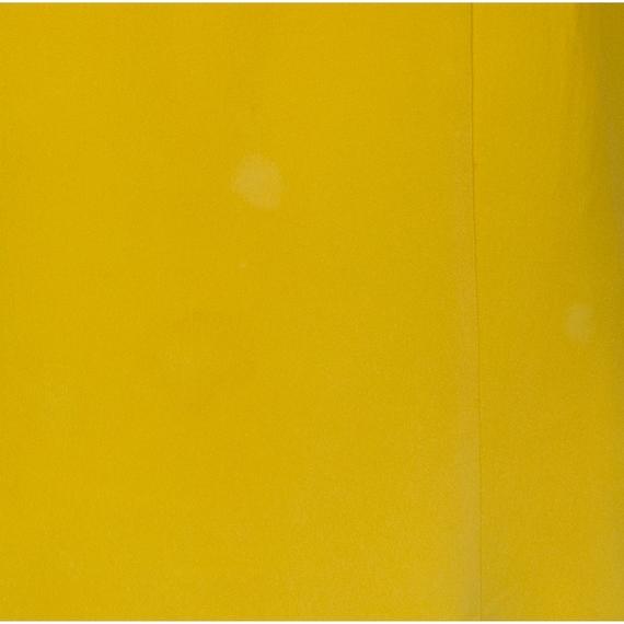 Vintage 1930's Yellow Crepe Woman's Bonwit Teller… - image 7