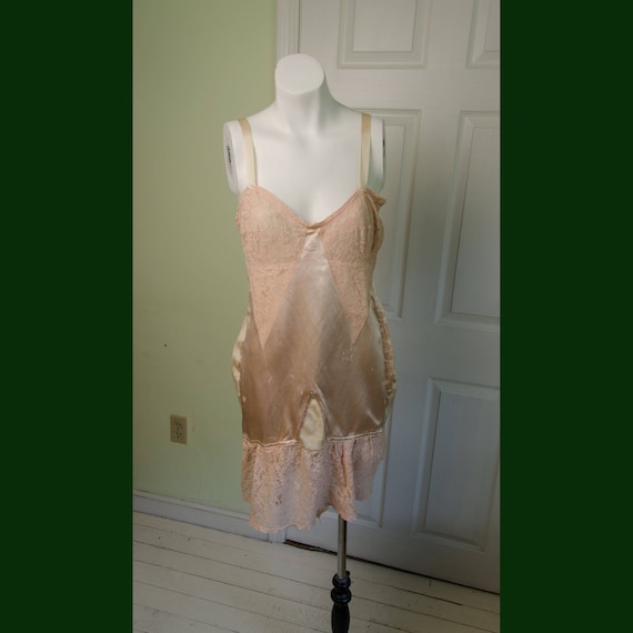 Vintage 1930's Eddy Form Woman's Corselet Bra with