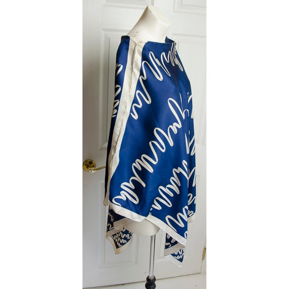 Rare Vintage Pauline Triggere Scarf Beach Coverup - image 7