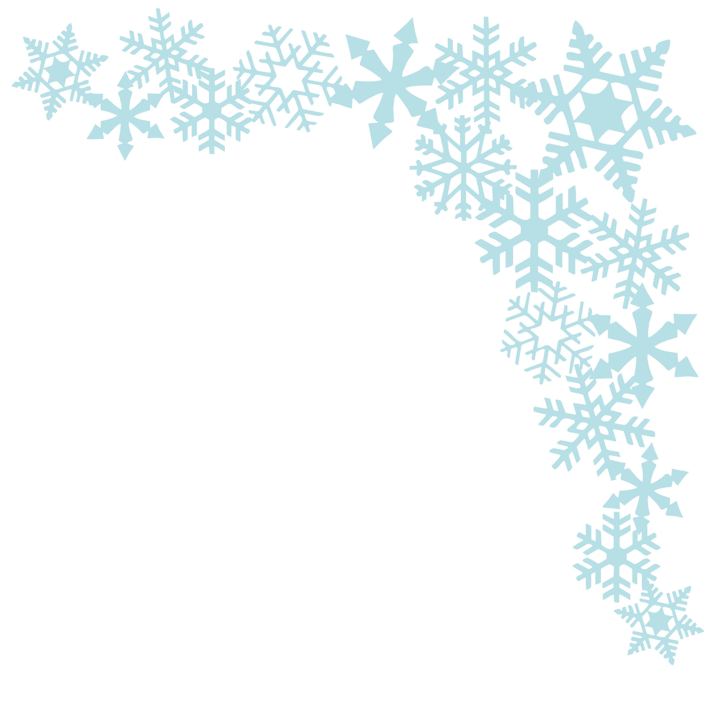 картинки снежинки углом уже сдан