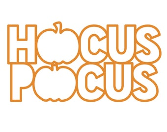 Hocus Pocus Cut File (zip folder with .svg, .dxf, .png, .pdf, and .studio3 files)