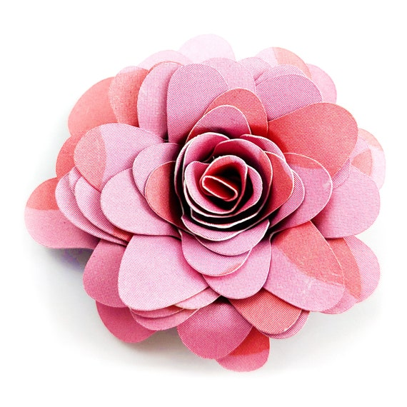 Rolled paper flower 7 cut file g dxf g etsy image 0 mightylinksfo
