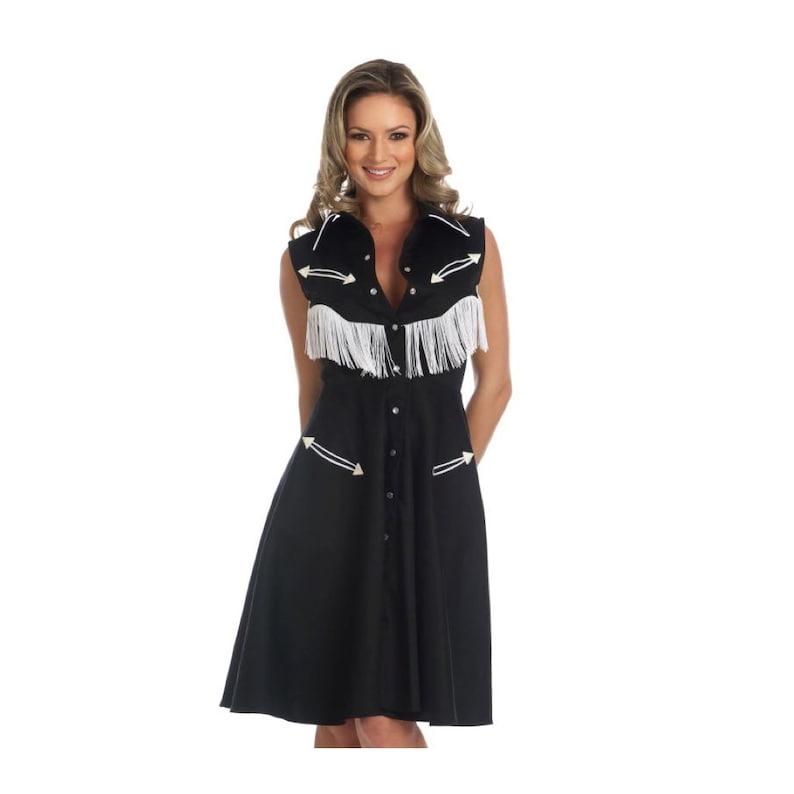 Vintage Western Wear Clothing, Outfit Ideas     Custom Georgia Western Swing Dress $295.00 AT vintagedancer.com